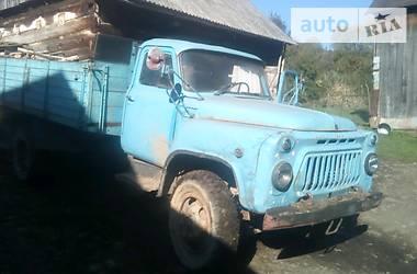 ГАЗ 52 1975 в Великом Березном