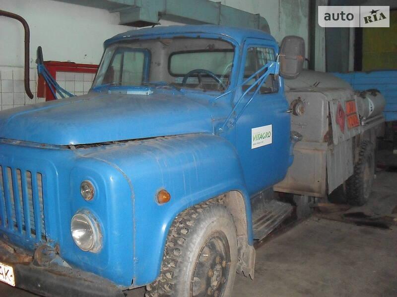 ГАЗ 52 1991 в Ровно