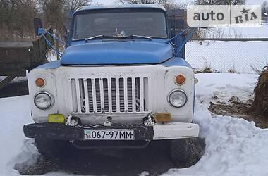 Бортовой ГАЗ 52 1976 в Сновске