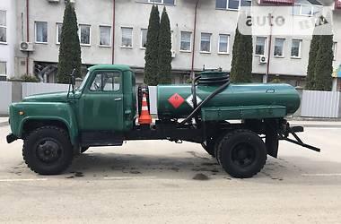 Цистерна ГАЗ 52 1979 в Львове