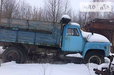 ГАЗ 53 груз.  1988