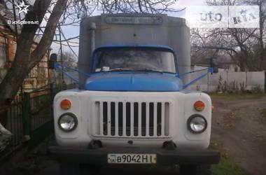 ГАЗ 53 груз. 1988 в Первомайске