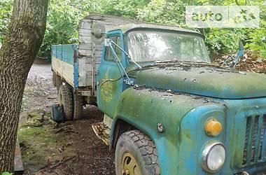 ГАЗ 53 груз. 1968 в Ужгороді