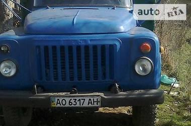 ГАЗ 53 груз. 1987 в Великом Березном