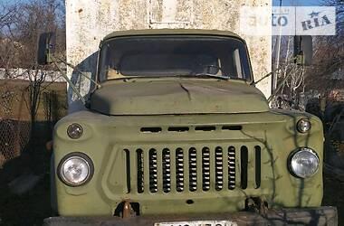 ГАЗ 53 груз. 1987 в Компанеевке