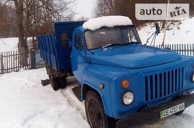 ГАЗ 53 груз. 1990 в Черновцах