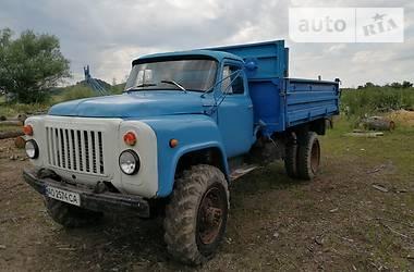 ГАЗ 53 груз. 1988 в Берегово