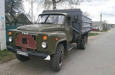 ГАЗ 53 груз. 1986 в Романове
