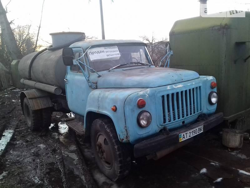 ГАЗ 5312 1988 в Івано-Франківську