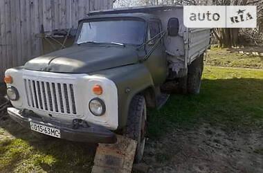 ГАЗ 53 1992 в Чернівцях