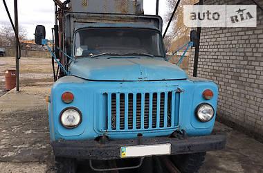 Мусоровоз ГАЗ 53 1989 в Николаеве