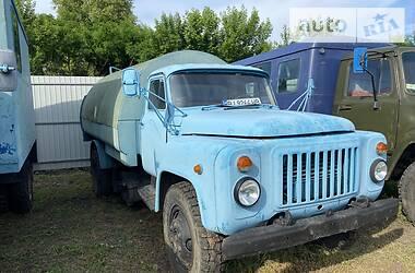 Уборочная машина ГАЗ 53 1992 в Кременчуге
