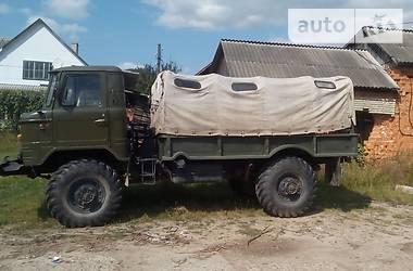 ГАЗ 66 1997 в Ужгороде