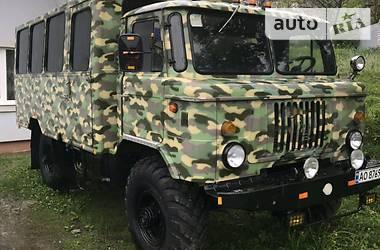 ГАЗ 66 1992 в Рахове