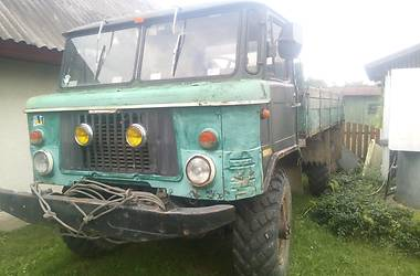 ГАЗ 66 1990 в Сколе