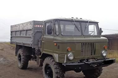 ГАЗ 66 1990 в Долине