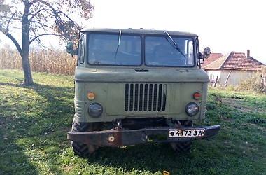 ГАЗ 66 1985 в Сваляве