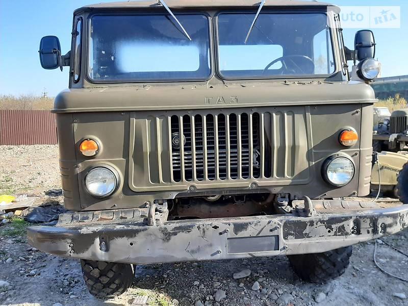 ГАЗ 66 1989 в Надворной