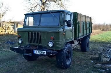 ГАЗ 66 1981 в Остроге