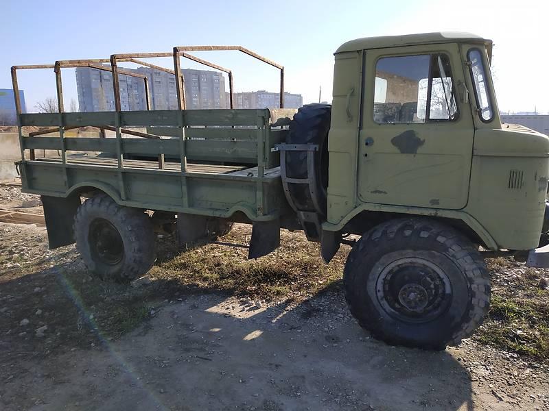 ГАЗ 66 1986 в Николаеве