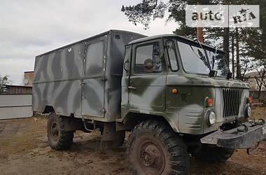 ГАЗ 66 1992 в Рокитном