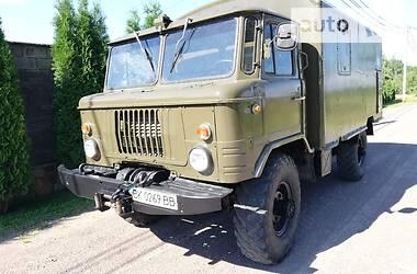 ГАЗ 66 1984 в Сарнах