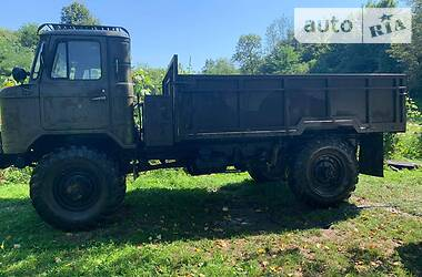 ГАЗ 66 1980 в Ужгороде