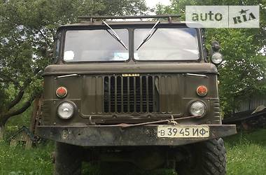 ГАЗ 66 1984 в Верховине