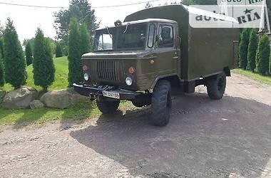 Фургон ГАЗ 66 1984 в Сарнах