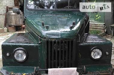 ГАЗ 67 1946 в Славянске