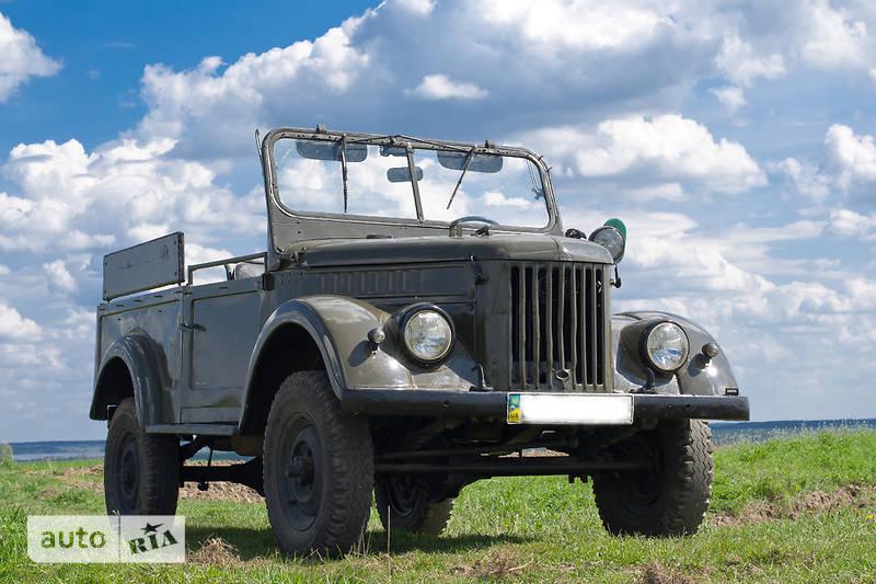 ГАЗ 69 1967 в Ровно