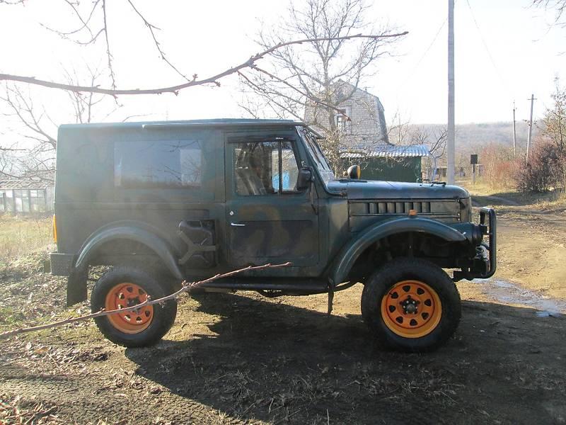 ГАЗ 69 1978 в Подольске
