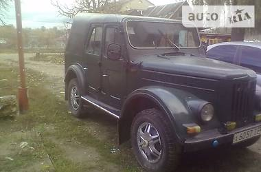 ГАЗ 69 1960 в Тернополе