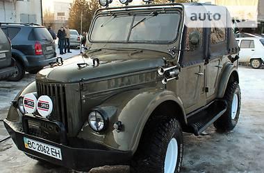 ГАЗ 69 1972 в Львове