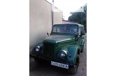 ГАЗ 69 1957 в Черновцах