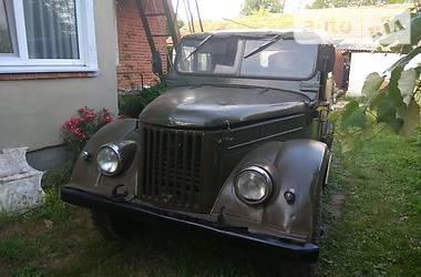 ГАЗ 69 1954 в Львове