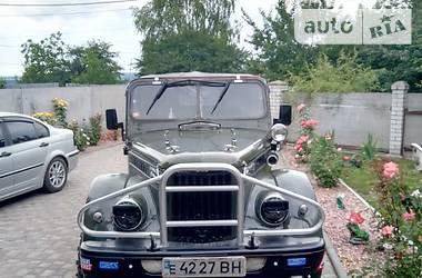 ГАЗ 69 1970 в Черкассах