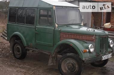 ГАЗ 69 1968 в Городке