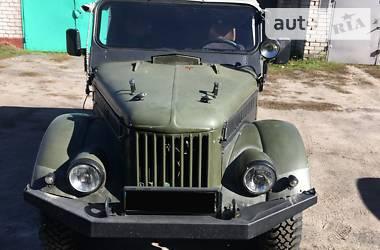 ГАЗ 69 1962 в Кременчуге