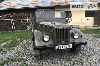 ГАЗ 69 1948 в Болехове