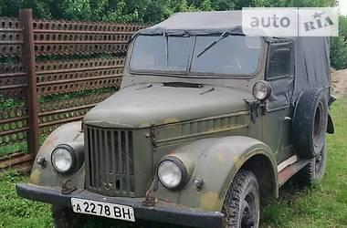 ГАЗ 69 1969 в Владимир-Волынском