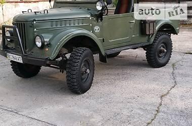 ГАЗ 69 1957 в Нетешине