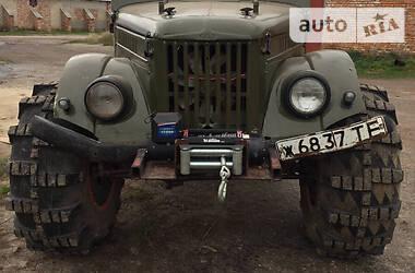 ГАЗ 69 1970 в Луцке