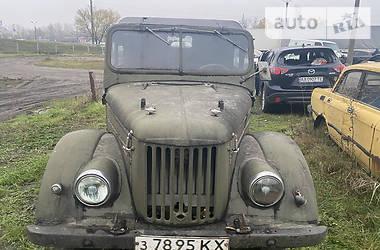 ГАЗ 69 1963 в Киеве