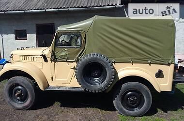 ГАЗ 69 1971 в Тернополе