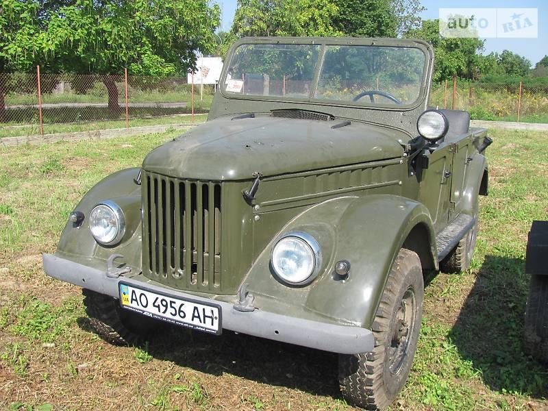 ГАЗ 69 1970 в Ужгороде