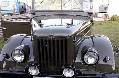 ГАЗ 69A 1972 в Василькове