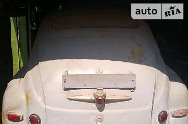 ГАЗ М 20 1957 в Сквире