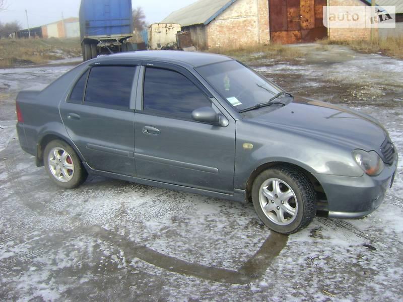 Geely CK 2008 року в Дніпрі (Дніпропетровську)
