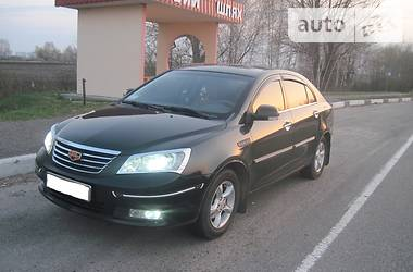 Geely Emgrand 7 (EC7) 2011